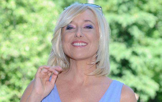 Agata Młynarska, fot.Andras Szilagyi  /MWMedia