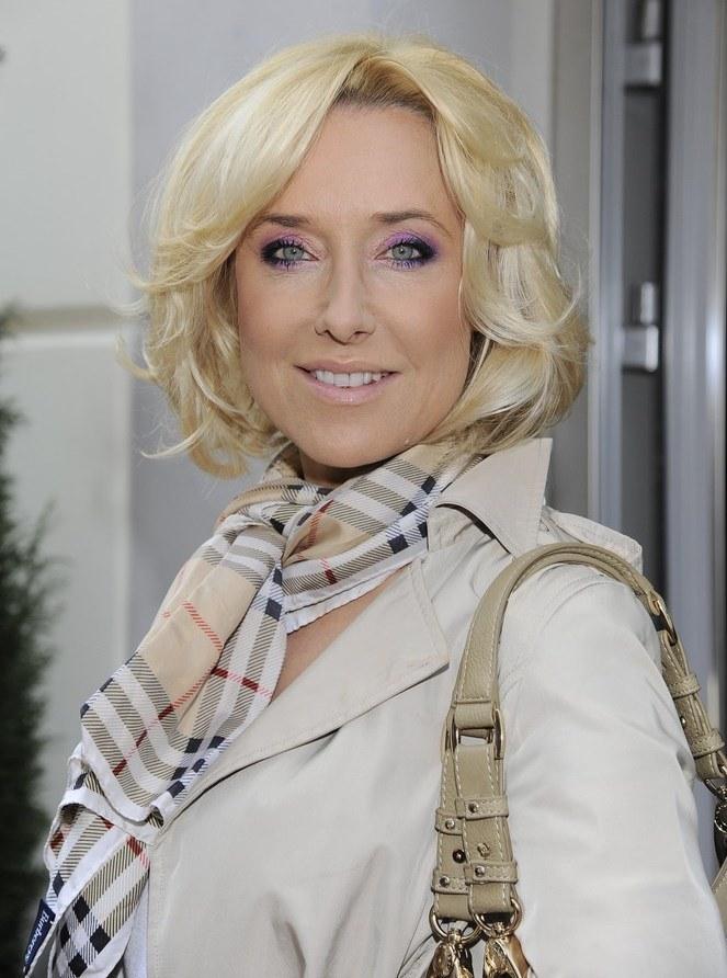 Agata Młynarska jest wielką zwolenniczką kąpieli siarkowych /East News