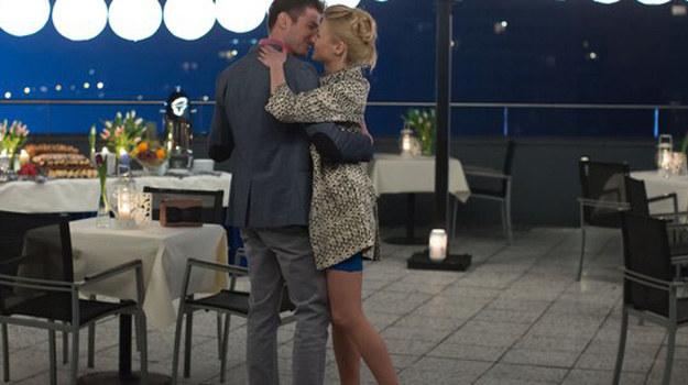 Agata oraz Szczepan sami też ulegną romantycznej atmosferze... /www.nadobre.tvp.pl/