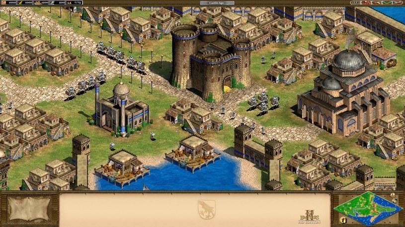 Age of Empires II HD /materiały prasowe