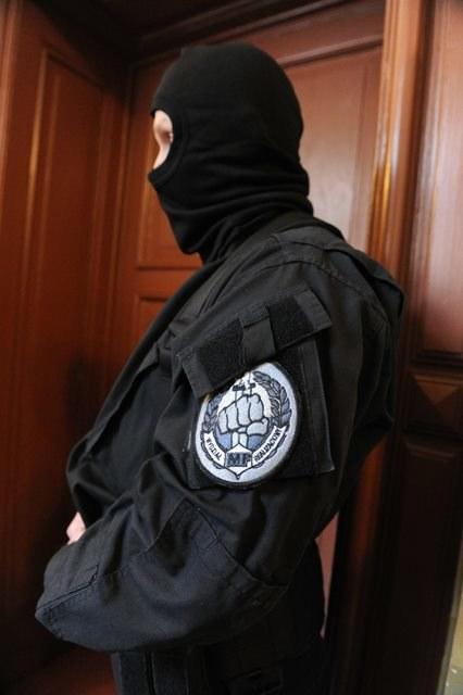 Agent CBA (zdjęcie ilustracyjne) /Marcin Bielecki /PAP