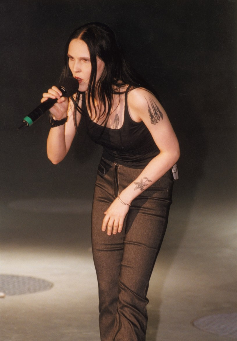 Agnieszka Chylińska w 1999 r. /© Bauer