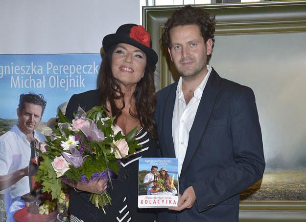 Agnieszka Fitkau-Perepeczko i Michał Olejnik /Gałązka /©123RF/PICSEL