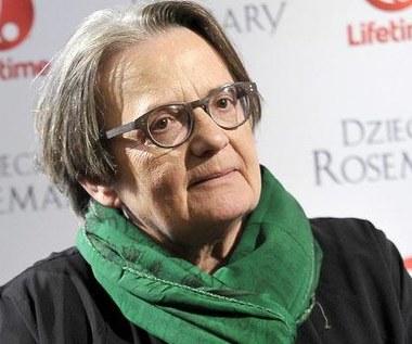 """Agnieszka Holland o """"Dziecku Rosemary"""": Krew akceptują, gorzej z seksem"""