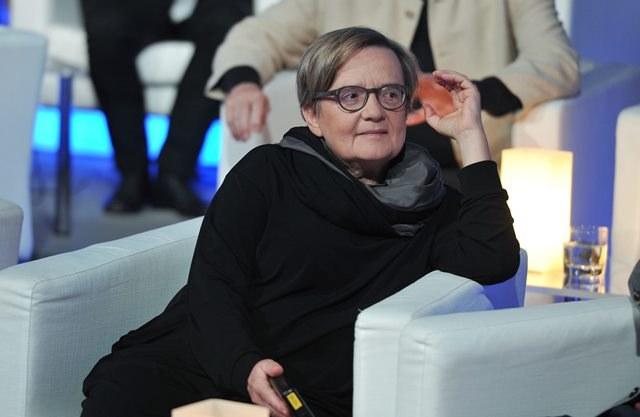 Agnieszka Holland /TVP/Jan Bogacz    /PAP