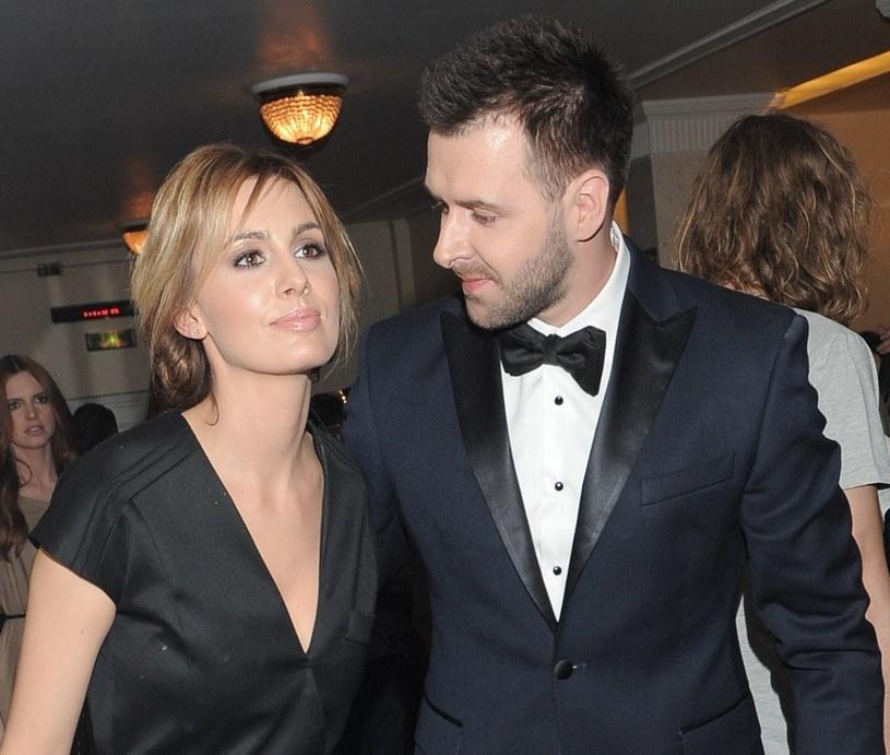 Agnieszka i Grzegorz Hyżowie poznali się dzięki Joannie Koroniewskiej /East News