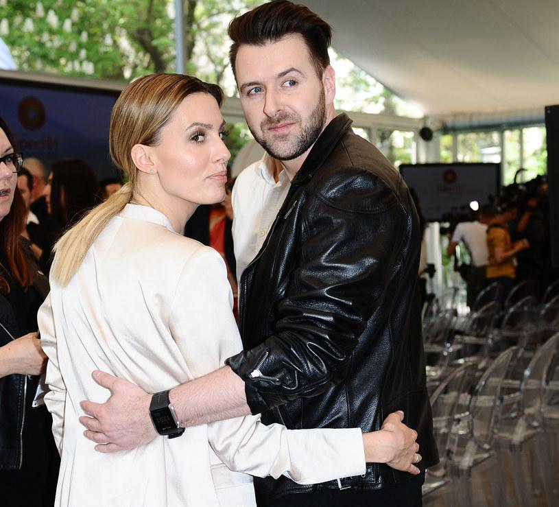 Agnieszka i Grzegorz /Andras Szilagyi /MWMedia