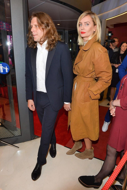 Agnieszka i Piotr Starakowie /VIP PHOTO /East News