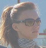 """Agnieszka Maciąg na planie filmu """"Czas surferów"""" /Archiwum"""