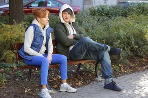 Agnieszka (Magdalena Walach) i Marcin (Mikołaj Roznerski) /    /MTL Maxfilm