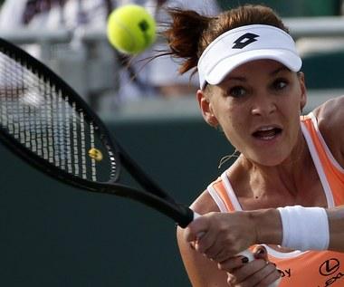 Agnieszka Radwańska awansowała do trzeciej rundy turnieju WTA w Miami