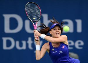 Agnieszka Radwańska - Catherine Bellis 4:6, 6:2, 2:6 w trzeciej rundzie turnieju WTA w Dubaju