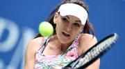 Agnieszka Radwańska - CoCo Vandeweghe 5:7, 6:4, 4:6 w III rundzie US Open