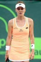 Agnieszka Radwańska - Jekaterina Makarowa 2:6, 4:6 w I rundzie WTA w Stuttgarcie