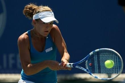Agnieszka Radwańska jest obecnie dwunastą tenisistką świata /AFP