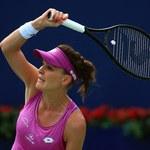 Agnieszka Radwańska - Julia Goerges 4:6, 4:6 w turnieju WTA Cincinnati