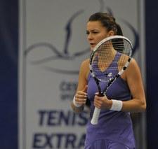Agnieszka Radwańska już w finale turnieju w Auckland