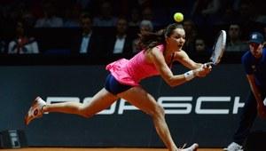 Agnieszka Radwańska: Mój tenis nie był wystarczająco dobry