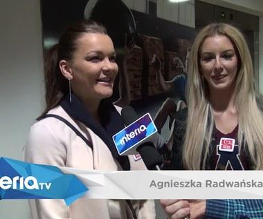 Agnieszka Radwańska o swoim zagraniu roku 2016