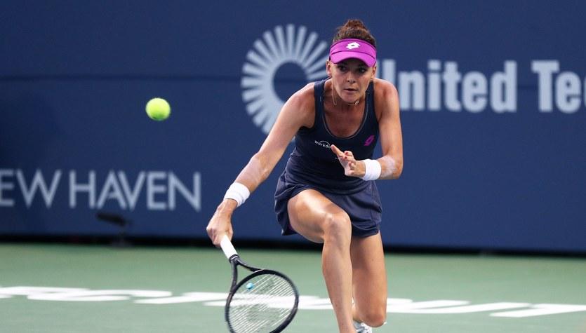 Agnieszka Radwańska pokonała Eugenie Bouchard w New Haven