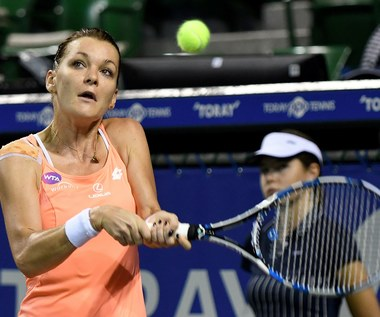Agnieszka Radwańska przegrała z Caroline Wozniacki. Skrót meczu