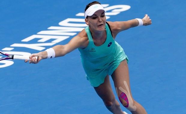 Agnieszka Radwańska w ćwierćfinale turnieju w Sydney