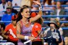 Agnieszka Radwańska w półfinale turnieju w New Haven