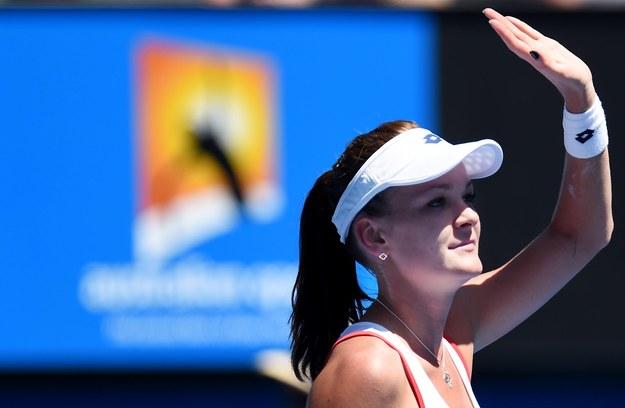 Agnieszka Radwańska w trzeciej rundzie Australian Open