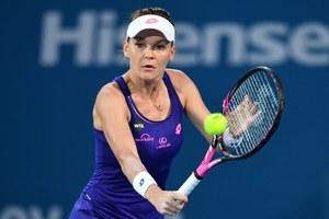 Agnieszka Radwańska wygrała z Barborą Strycovą w półfinale w Sydney