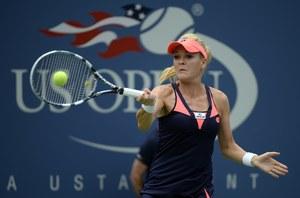 Agnieszka Radwańska wygrała z Soler-Espinosą w 1. rundzie US Open