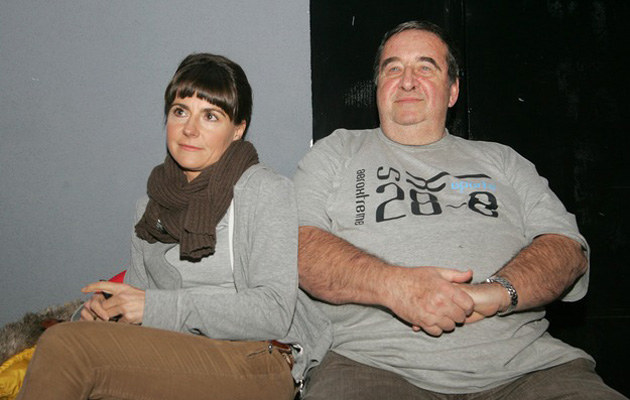 Agnieszka Suchora i Krzysztof Kowalewski, fot.Kurkowska  /AKPA