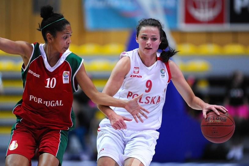Agnieszka Szott-Hejmej (z prawej) /East News