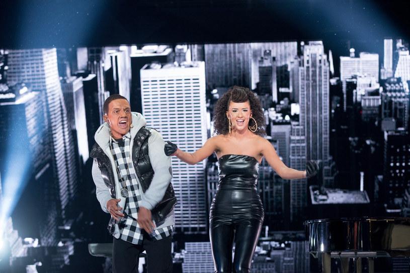 Agnieszka Twardowska /Alicia Keys i Marcin Rogacewicz / Jay-Z /Polsat