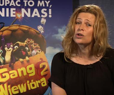 """Agnieszka Warchulska i """"Gang Wiewióra 2"""""""