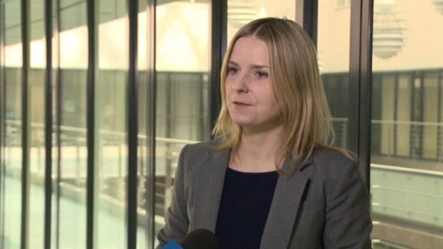 Agnieszka Zielińska, kierownik Polskiego Forum HR /Newseria Biznes