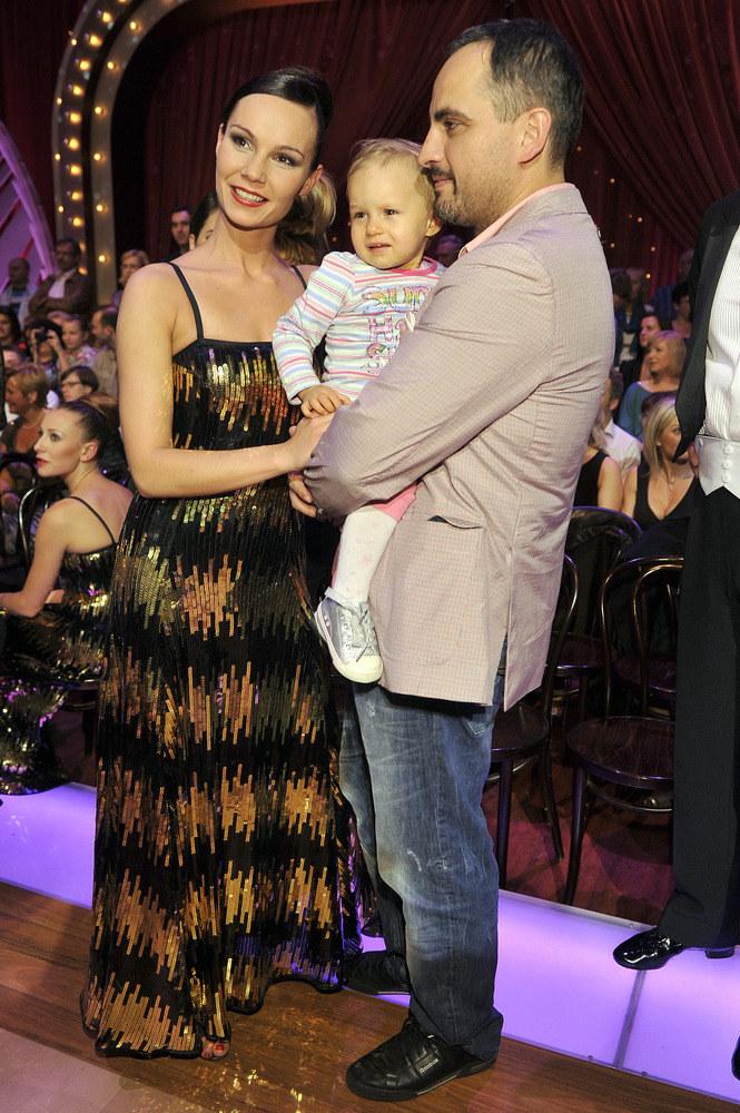 Agustin i Nina mają córeczkę - małą Carmen  /Jacek Kurnikowski /AKPA