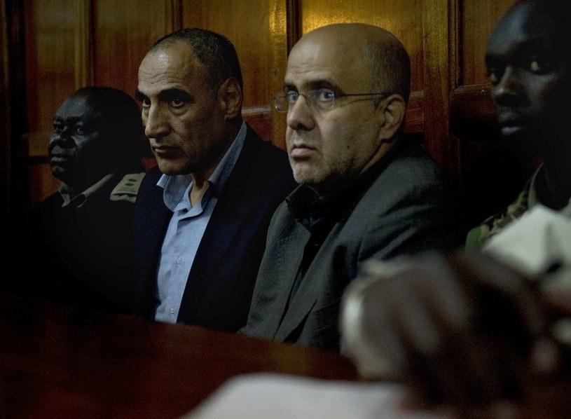 Ahmad Mohammad Abolfathi i Sajed Masnsdur Musawi /AFP