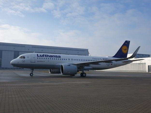 Airbus A320neo /INTERIA.PL