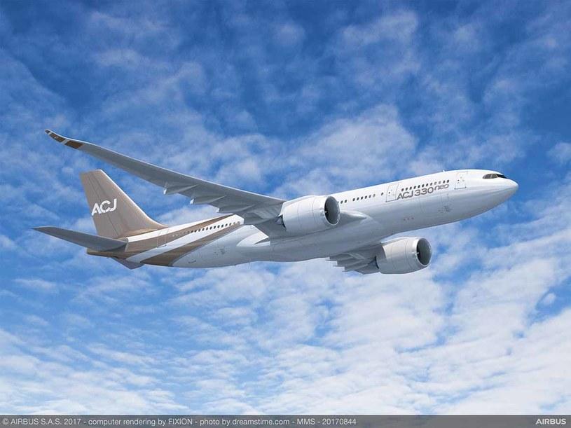 Airbus ACJ330neo /materiały prasowe