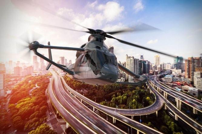 Airbus RACER /materiały prasowe