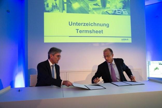 Airbus wierzy, że silniki hybrydowe są przyszłością lotnictwa /materiały prasowe