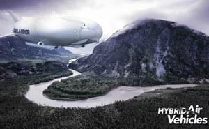 Airlander - brytyjska przyszłość transportu powietrznego