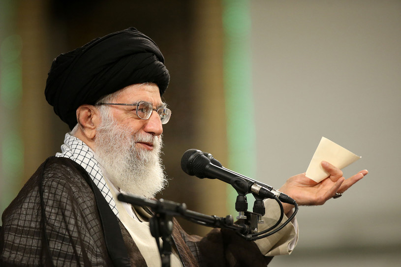 Ajatollah Ali Chamenei /AFP
