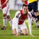 Ajax Amsterdam - Feyenoord Rotterdam 2-1 w 22. kolejce Eredivisie