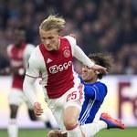 Ajax Amsterdam odrzucił ofertę 50 mln euro za Kaspera Dolberga