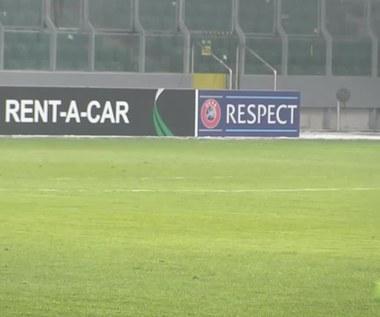 Ajax Amsterdam trenował w Warszawie. Wideo