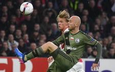 Ajax - Legia 1-0. Michał Pazdan: Ajax był w naszym zasięgu
