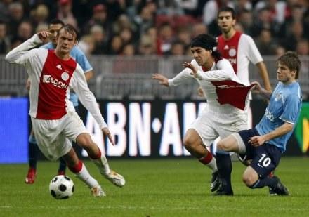 Ajax poległ w Alkmaar /AFP