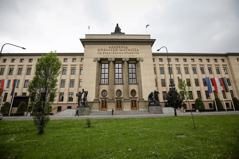 Akademia Górniczo-Hutnicza w Krakowie /Fot. Katarzyna Bednarczyk  /