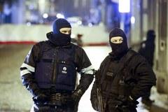 Akcja antyterrorystyczna w Belgii